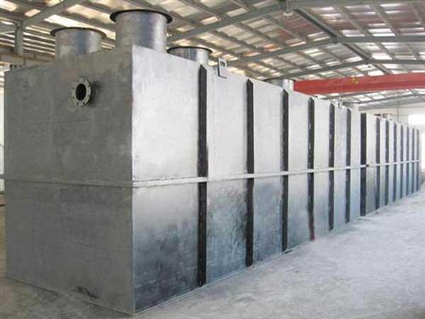 梧州淀粉廠污水處理設備