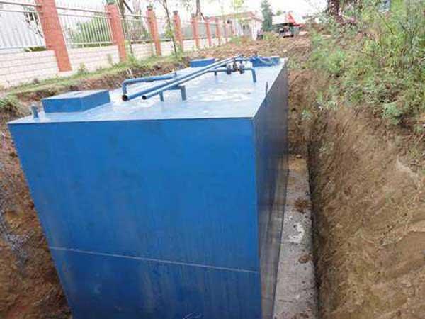 贺州淀粉厂污水处理设备