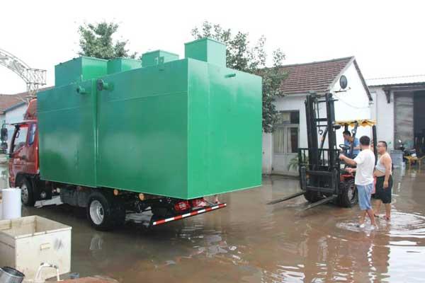 河池淀粉廠污水處理設備