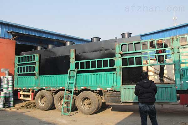 三亞淀粉廠污水處理設備