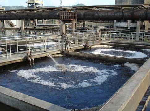 油墨廢水處理設備的方法之電解法