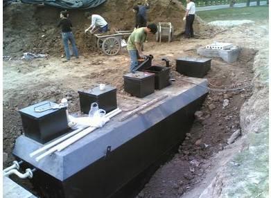 屠宰污水处理设备的工艺的选择