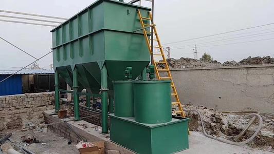解析如何选择好的煤矿污水处理设备厂家