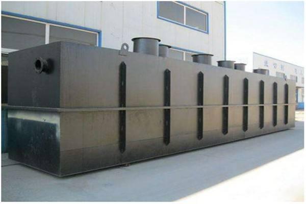 煤矿污水处理设备简介
