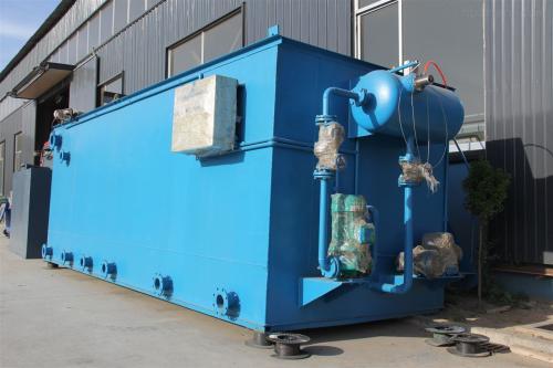 大型污水处理设备是怎样管理与维护的