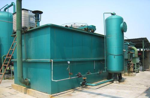 细谈煤矿污水处理设备斜管的安置利用