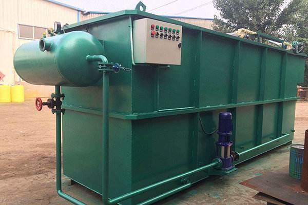 矿井污水处理设备使用前的检测事项有哪些