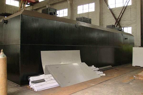 礦井污水處理設備柵渣壓榨機的保養