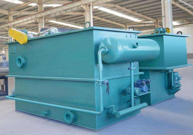 生产溶气气浮设备厂家