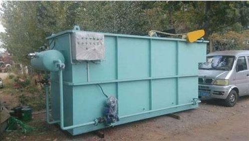 平流式溶气气浮设备厂家