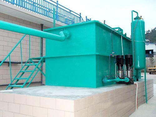 四川加压溶气气浮设备