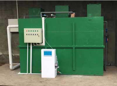 来宾大型石油污水处理设备