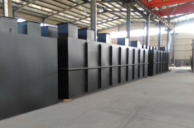 上海纺织印染厂污水处理设备