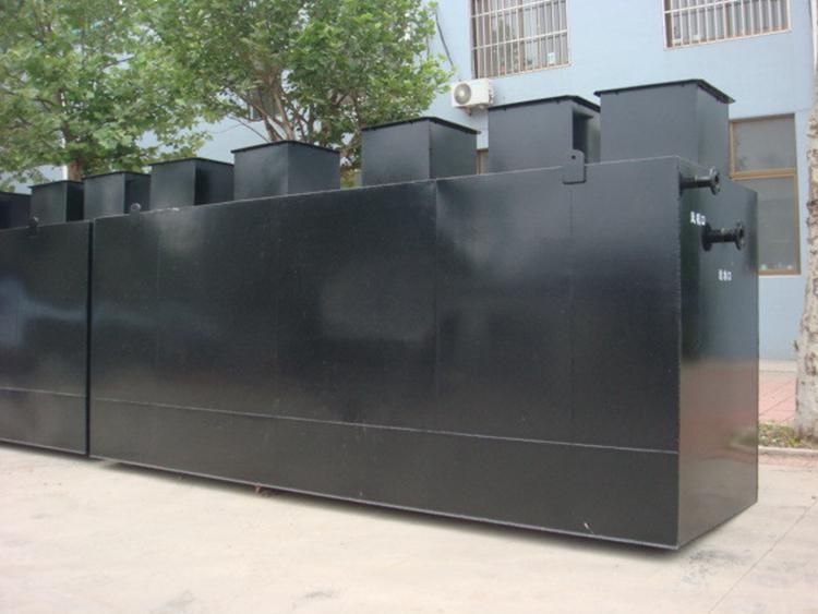 湖北纺织印染厂污水处理设备
