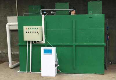 黑龙江制药厂地埋式污水处理设备