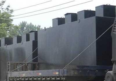 河北制药厂一体化污水处理设备
