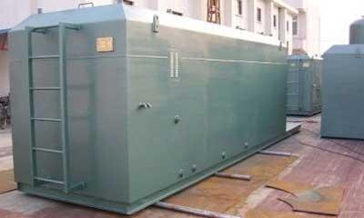 大庆纺织印染厂污水处理设备