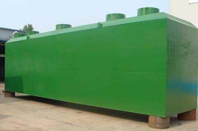 桂林饮片制药污水处理设备