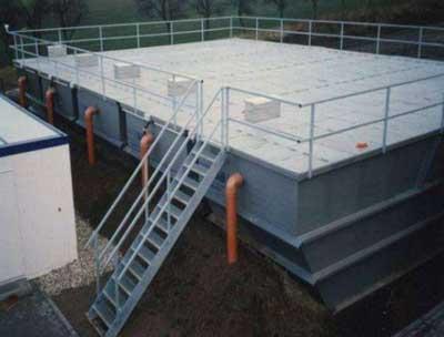 北海制药厂污水处理设备