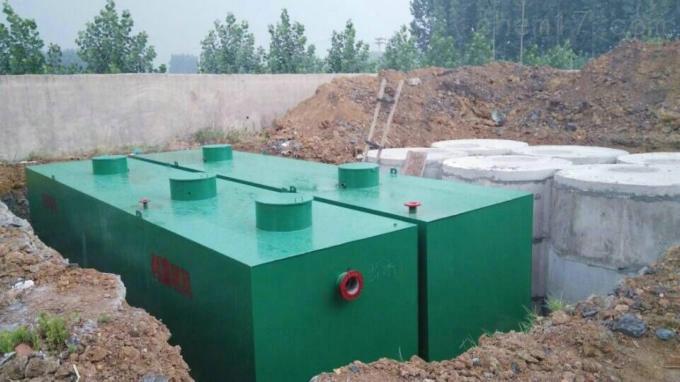 分析印染厂污水处理设备中的生化物化法介绍的步骤有哪些