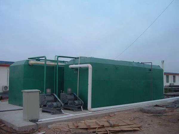 湖北循环养殖废水处理设备案例