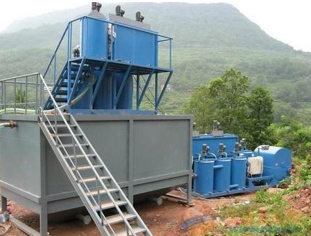 西安循环养殖废水处理设备案例