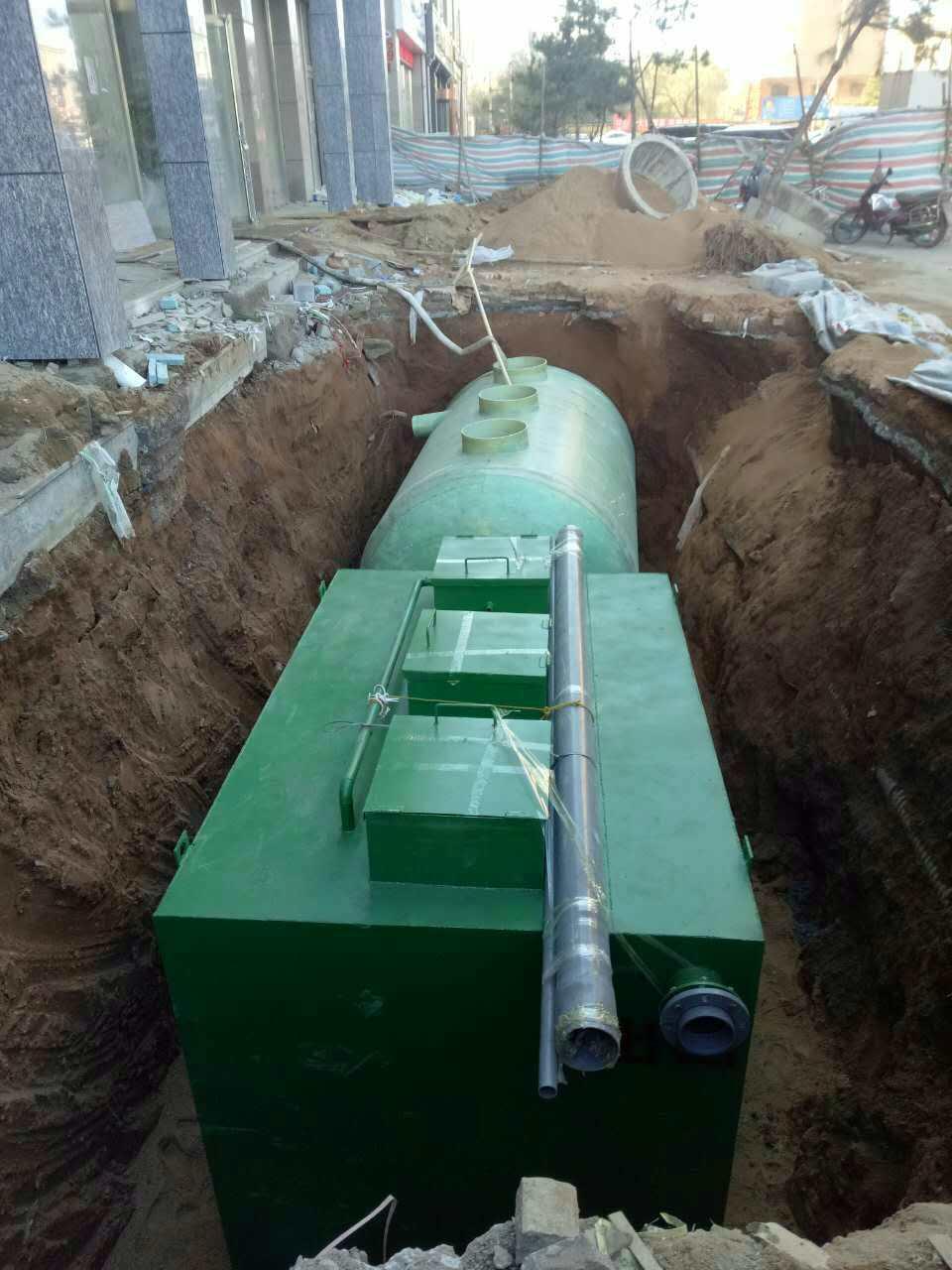 河北一体化养殖废水处理设备案例