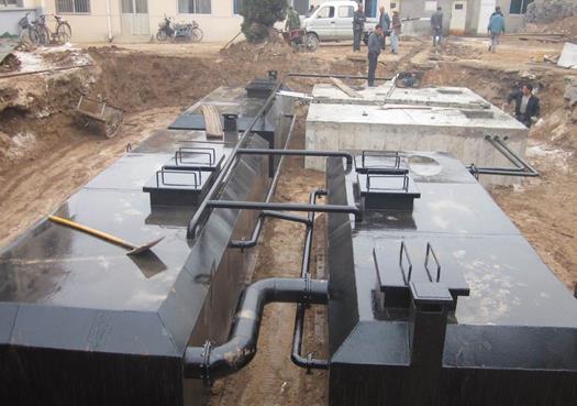 湖南循环养殖废水处理设备案例
