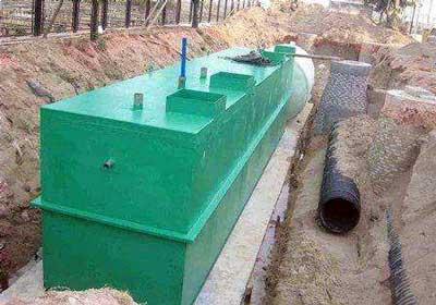 河北粪便废水处理设备