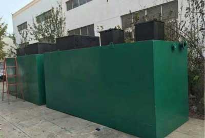 南京专业养殖场废水处理设备