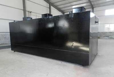 上海粪便废水处理设备