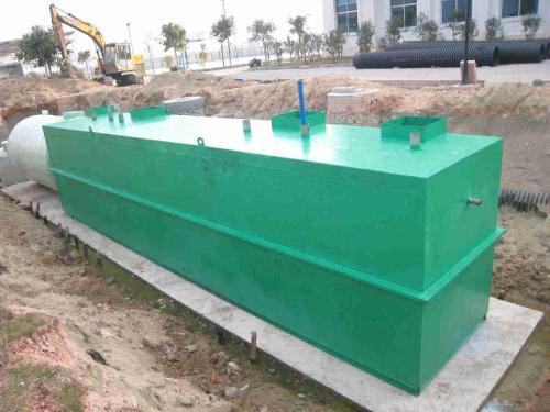 一体化养殖污水处理设备案例