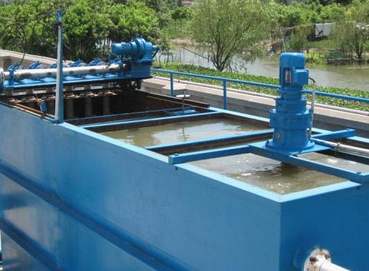 养牛污水处理设备案例