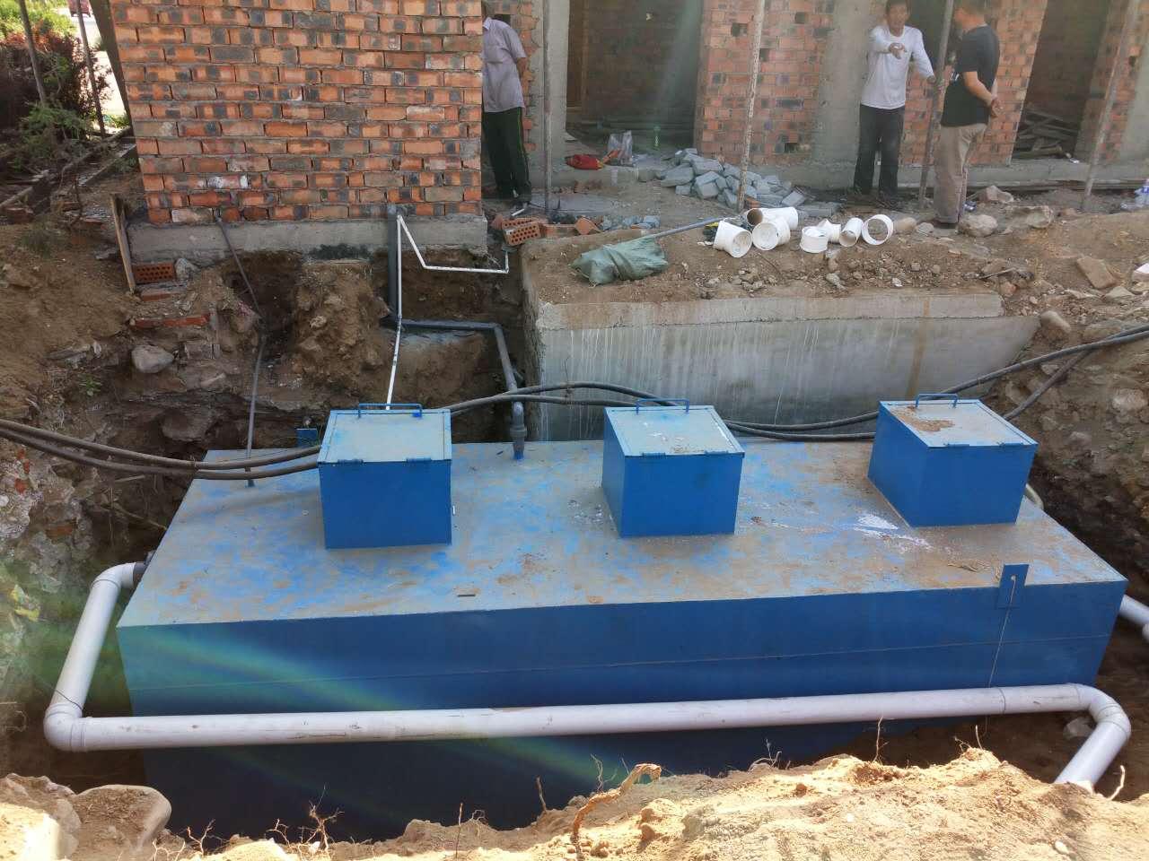 养猪污水处理设备案例