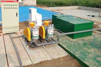 淄博养殖厂污水处理设备
