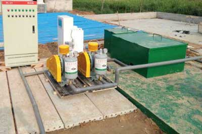 贵港养殖厂污水处理设备