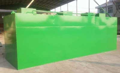 河池养殖厂污水处理设备