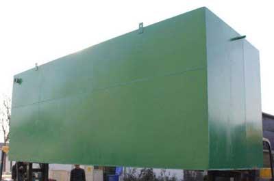 三亚养殖厂污水处理设备