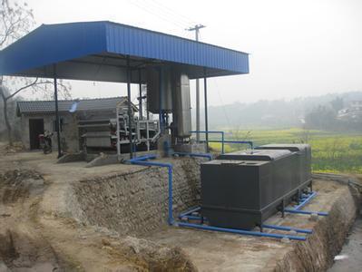 浅析养殖污水处理设备开机注意事项以及养殖污水处理设备为环保提供动力