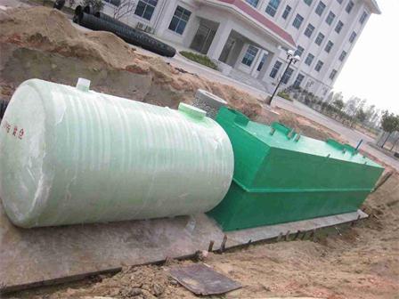 農村地區生活污水處理設備