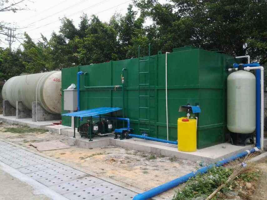 蘇州/徐州生活污水處理設備工藝技術正在日漸成熟