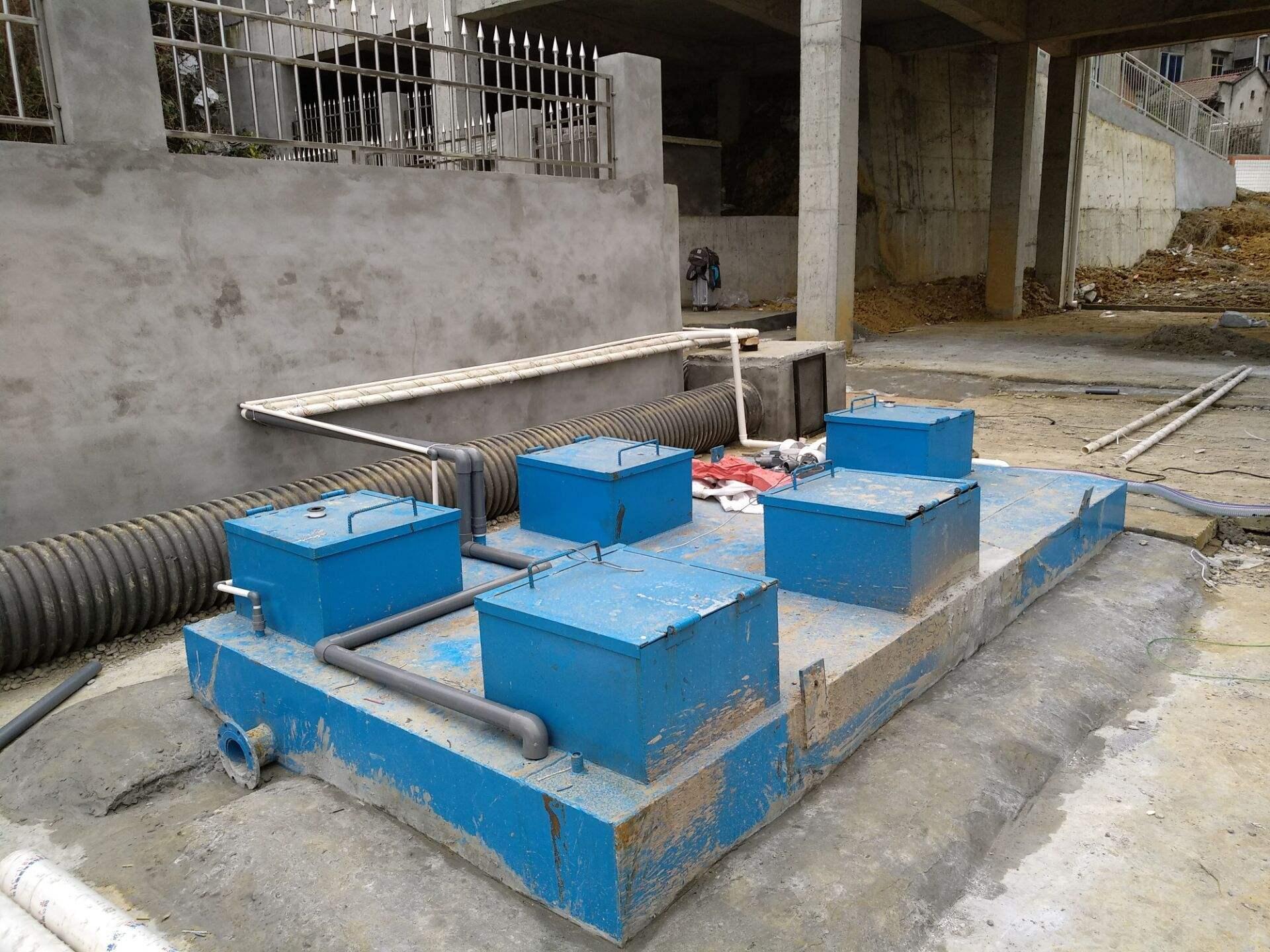 農村地埋式污水處理設備