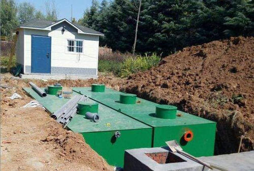 地埋式化污水處理設備