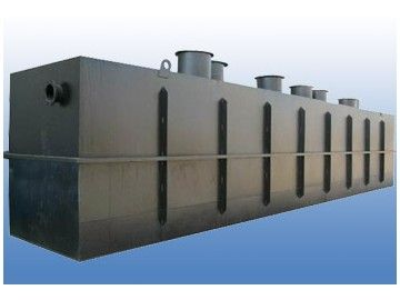 污水处理设备一体化