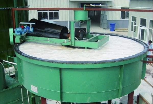 淺層氣浮機過濾設備