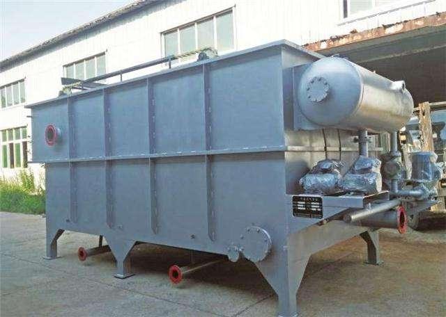 一体化污水设备气浮机