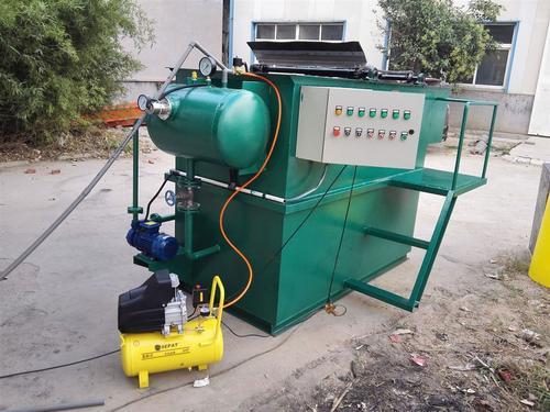 污水處理一體化氣浮機