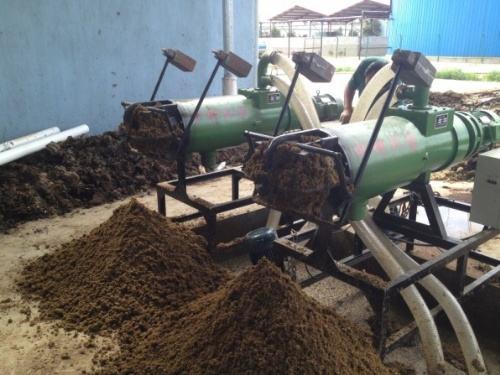 牛糞固液分離機設備