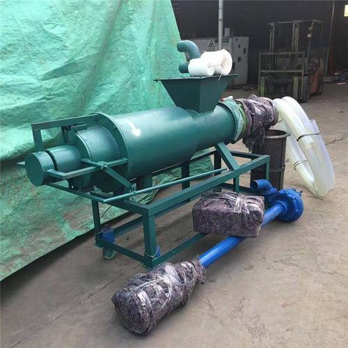 大型豬糞固液分離設備
