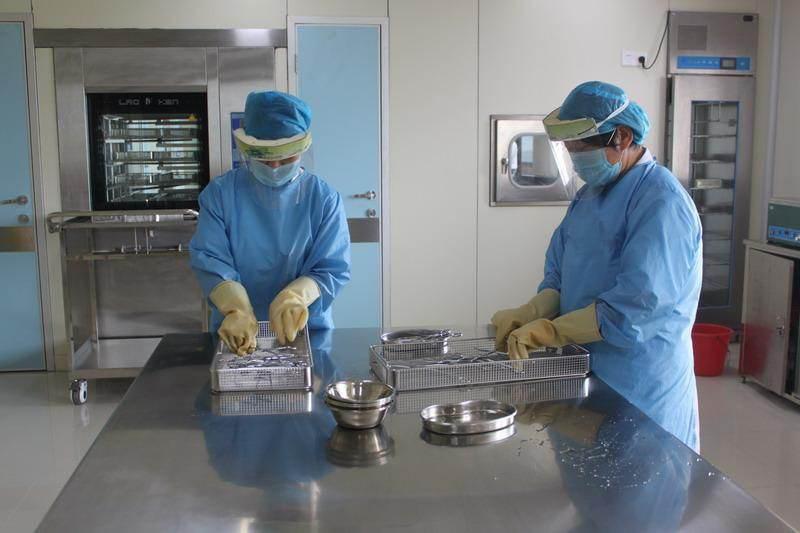 医院污水消毒设备处理设备